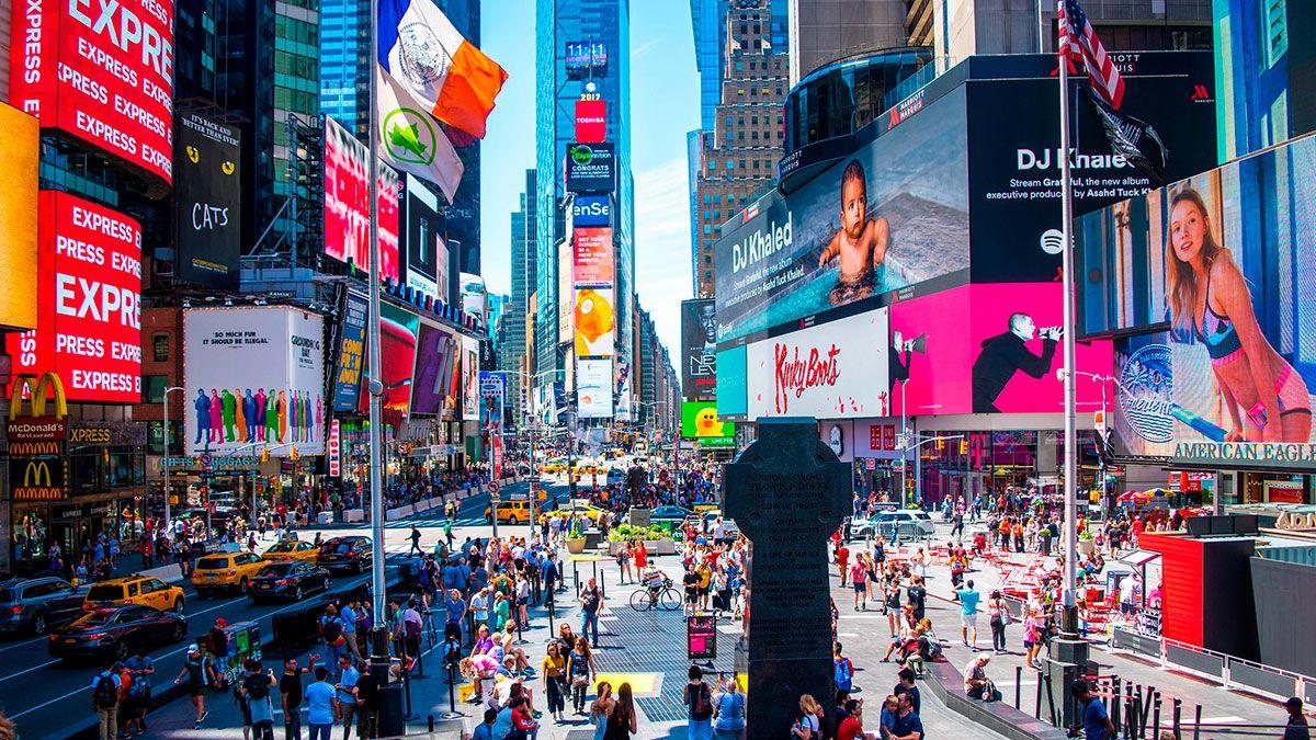 Alrededor de 50 millones de personas visitan este lugar cada año.