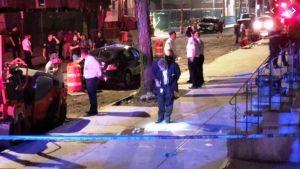Noche sangrienta: cinco hombres mueren baleados en Nueva York