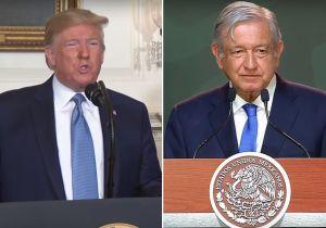 Trump envía condolencias a AMLO y a mexicanos por la muerte de sus paisanos en masacre en El Paso