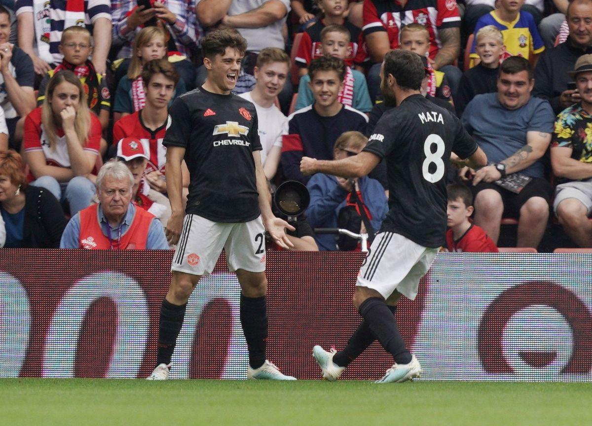 Tres consecutivos sin ganar: Manchester United empató ante Southampton y sigue la mala racha