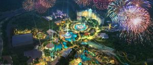 Epic Universe, el nuevo parque temático de Universal en Orlando