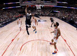¿Final Adelantada? EEUU derrotó a España previo al mundial de basquet