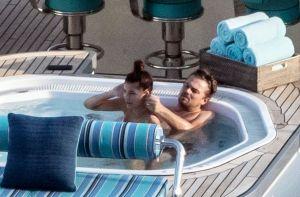 Fotos: Las románticas vacaciones de Leonardo DiCaprio y su novia Camila Morrone