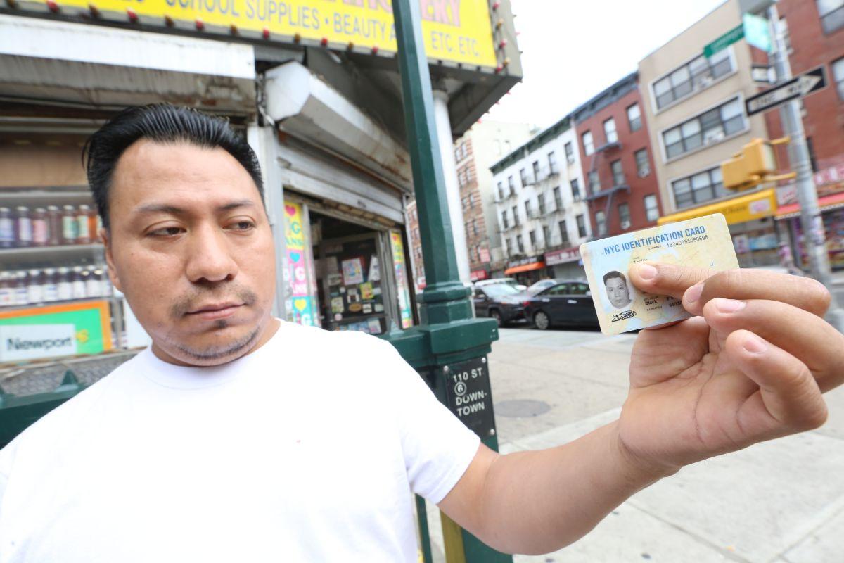 """Inmigrantes opinan que la utilidad del ID es """"limitada"""" para asumir otros riesgos"""