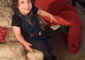 Se confirma que la niña ucraniana adoptada no es adulta ni psicópata, todo es mentira y lo inventó la madre