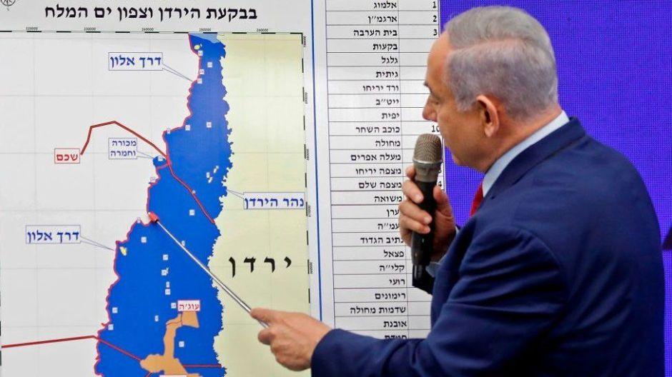 Por qué el control del valle del Jordán es zona estratégica en el conflicto palestino-israelí: