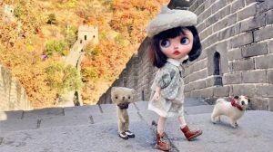 """""""Dolly Treasures"""": la cuenta de Instagram que una madre dedicó a su hija y se volvió un fenómeno global"""