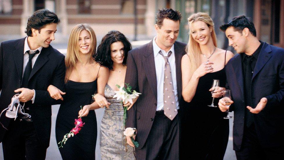 5 grandes errores en el argumento de Friends de los que quizá no te diste cuenta