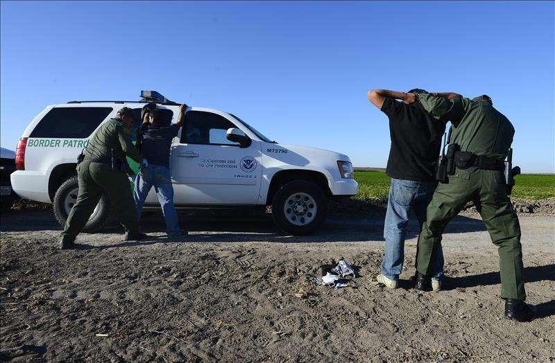 La captura se dio al norte de La Cruces (Nuevo México)