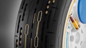Neumático inteligente: ajusta su presión dependiendo del terreno para ahorrar combustible