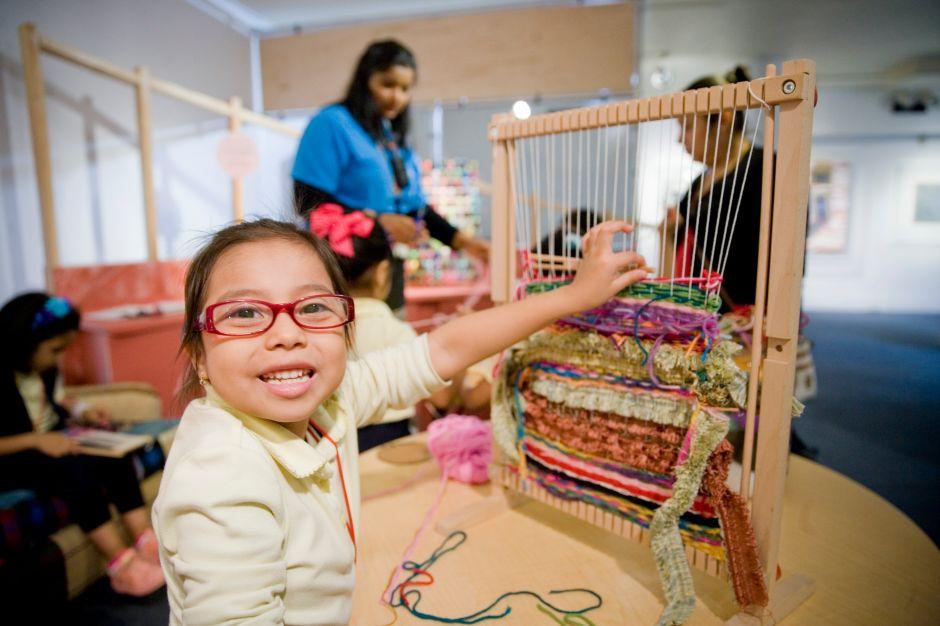 Fiesta latina en el Children's Museum of Manhattan