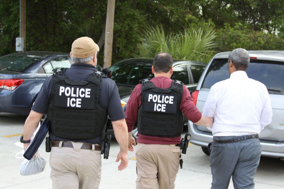 ICE detiene a 79 inmigrantes en redadas especiales