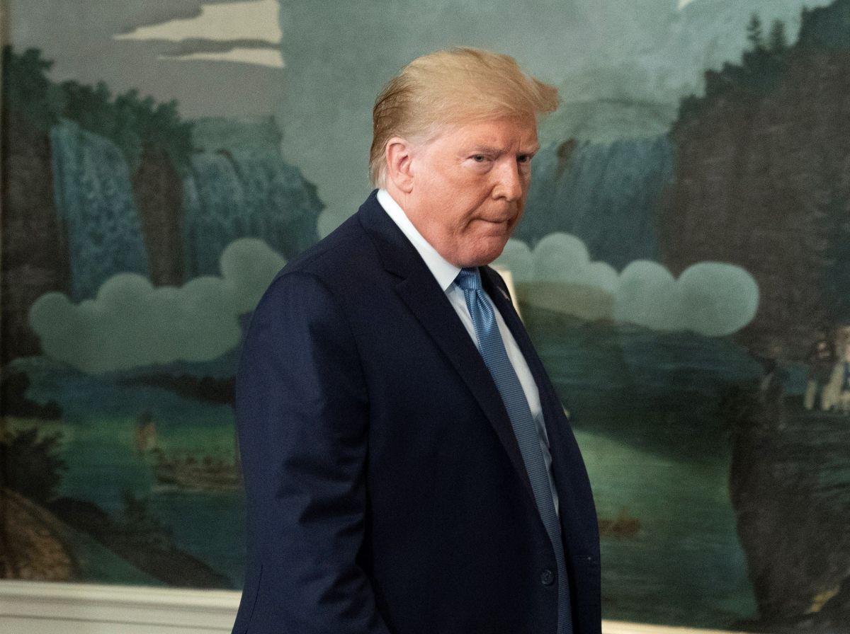 La Cámara reúne la mayoría requerida para iniciar la investigación del juicio político a Trump