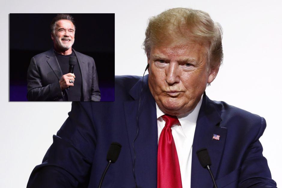 "Arnold Schwarzenegger señala el mayor defecto de Trump: ""No ser capaz de pasar de ser Trump a presidente"""
