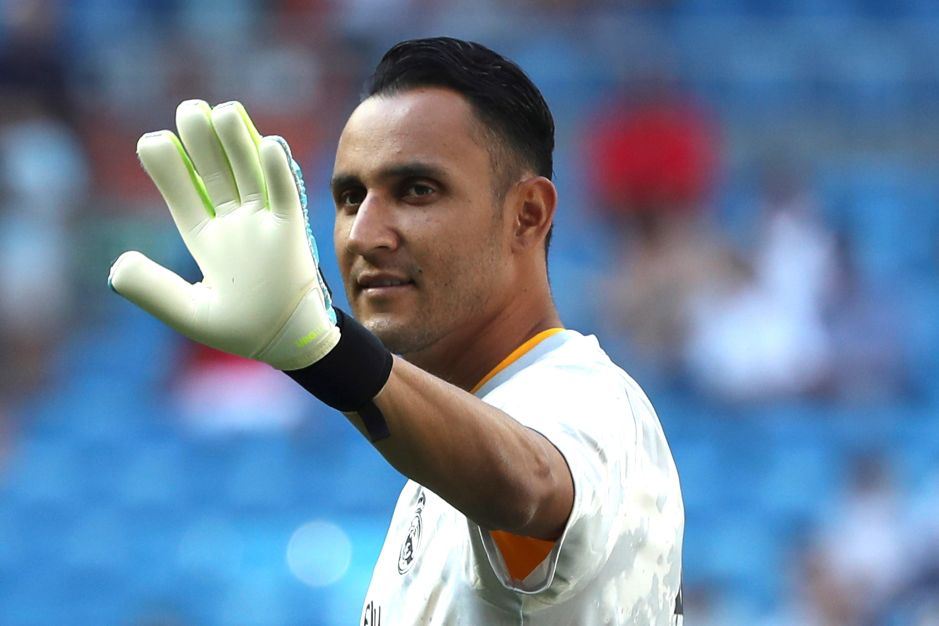 Keylor dice adiós a Madrid; merengues y PSG intercambian porteros