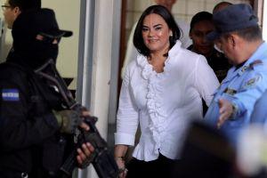58 años de prisión para exprimera dama de Honduras Rosa Elena Bonilla