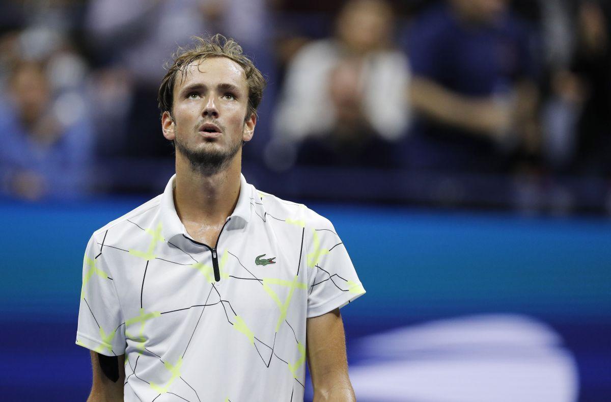 ¿Quién es Medvedev?, el rival de Nadal en la final del US Open