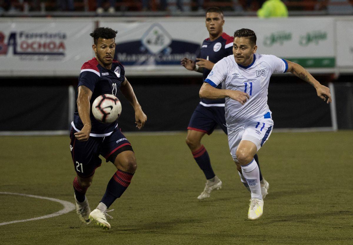 Histórico triunfo de República Dominicana sobre El Salvador en Concacaf Nations League