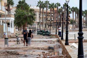 Hay al menos 6 muertos en las graves inundaciones en España