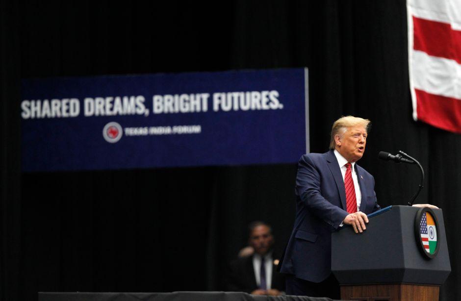 La comunidad inmigrante que Donald Trump intenta seducir para las elecciones 2020