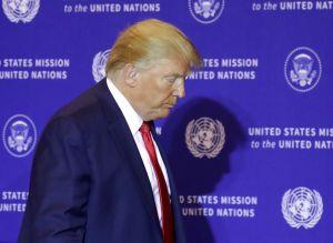 Trump lleva semanas preparándose para el juicio político