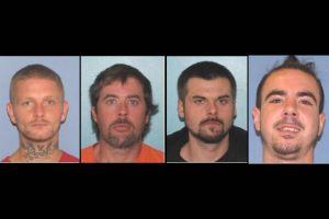 """Buscan a cuatro presos armados """"extremadamente peligrosos"""" que se fugaron de la cárcel"""