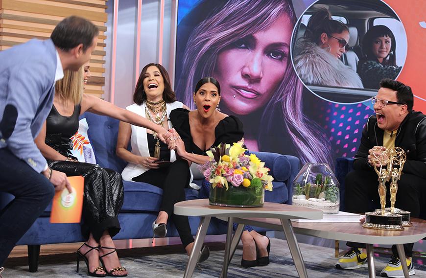 Francisca Lachapel comparó su anillo de compromiso con el de Jennifer López
