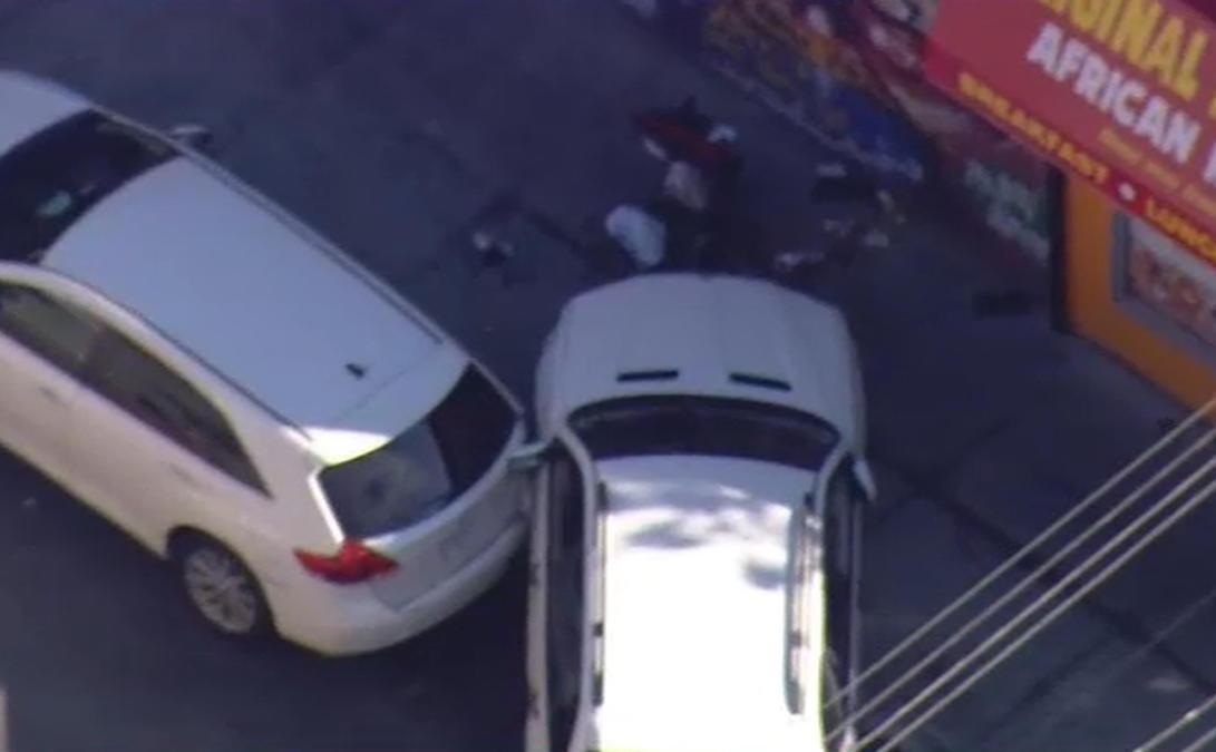 Bebé murió arrollada por conductor sin licencia que subió a acera en El Bronx