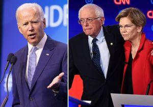 """A qué poner atención durante el tercer debate de los demócratas, el cual """"quizá"""" vea el presidente Trump"""