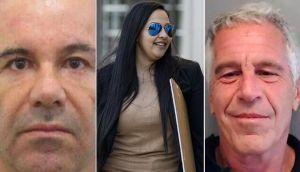 """La visitante que """"El Chapo"""" compartió con el multimillonario Epstein, quien se suicidó en prisión"""
