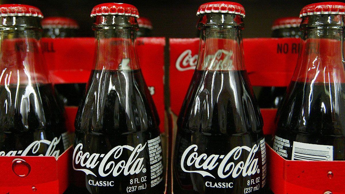 Coca-Cola lanza su primera bebida alcohólica en 40 años