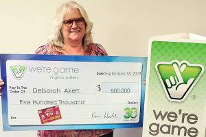 Ganó medio millón en la lotería con el dinero que ganó de otro premio