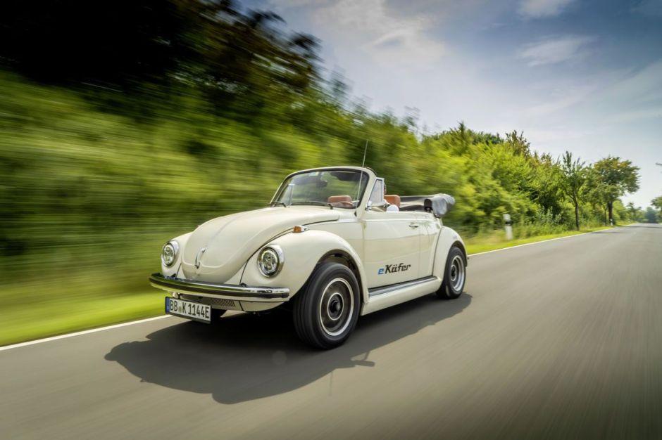 El Beetle no se ha ido: los están restaurando y electrificando