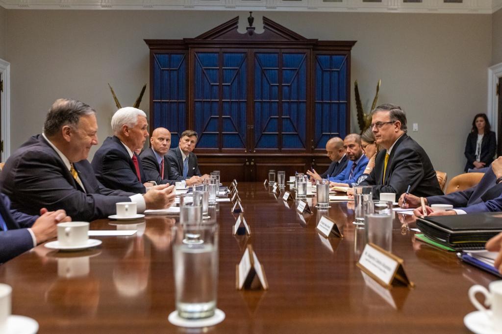 México mantendrá acuerdo migratorio con Trump; logra plan contra armas y evitar aranceles
