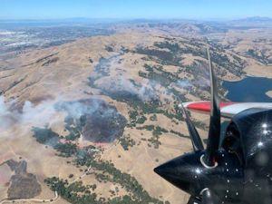 Un hombre de Missouri es acusado de iniciar intencionalmente el incendio Reservoir en California