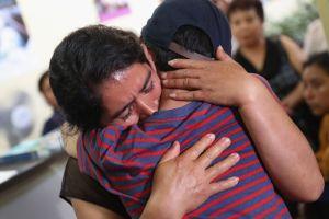 "Miles de inmigrantes más tendrán que esperar en México aunque huyan de un ""miedo creíble"""