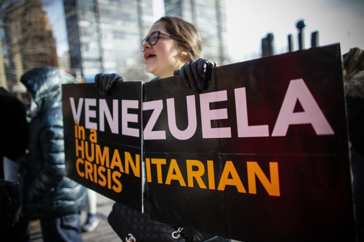 Congresistas de Florida presentan legislación para otorgar TPS a venezolanos