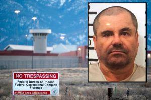 """¿Sigue """"El Chapo"""" deprimido en prisión?"""