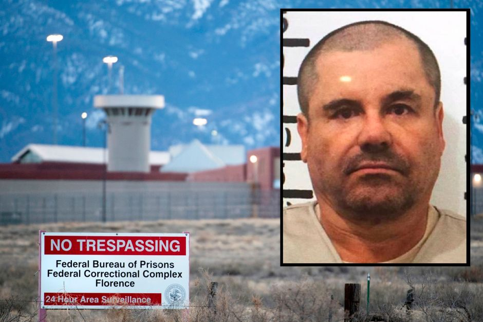 """La razón por la que raparon a """"El Chapo"""" en la ADMAX de Florence, donde no la pasa """"nada bien"""""""