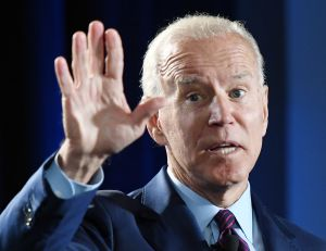 """Biden acusa a Trump de tratar de """"secuestrar una elección"""" con la investigación de Ucrania"""