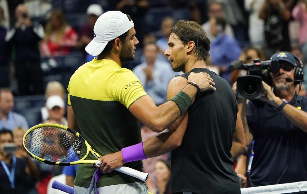 US Open: Nadal ya está a un paso de su 19º grand slam