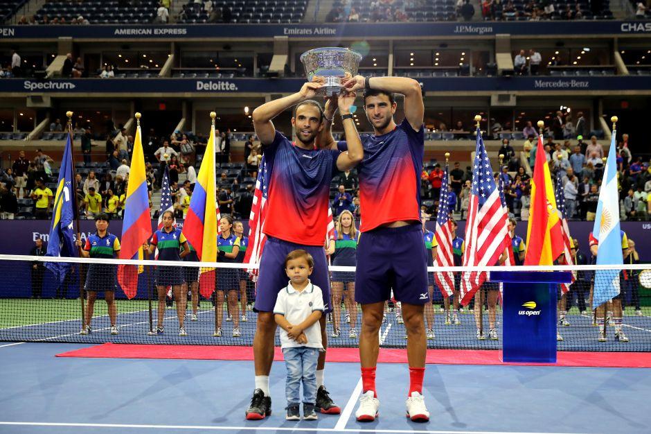 Colombia gana el US Open en dobles con Cabal y Farah