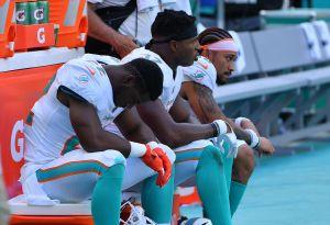 ¡Crisis en los Miami Dolphins! Jugadores pidieron su salida tras la primera semana de la temporada