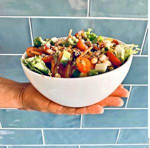 ¡Súbele a los verdes! Los maravillosos beneficios de comer una ensalada al día