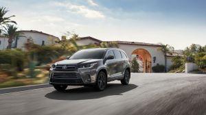 ¿Cuál es la potencia y precio del Toyota Highlander 2019?