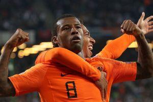 Holanda le da duro golpe a Alemania y lo golea de visita