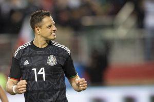 'Chicharito' ya está en Sevilla, mañana firma contrato
