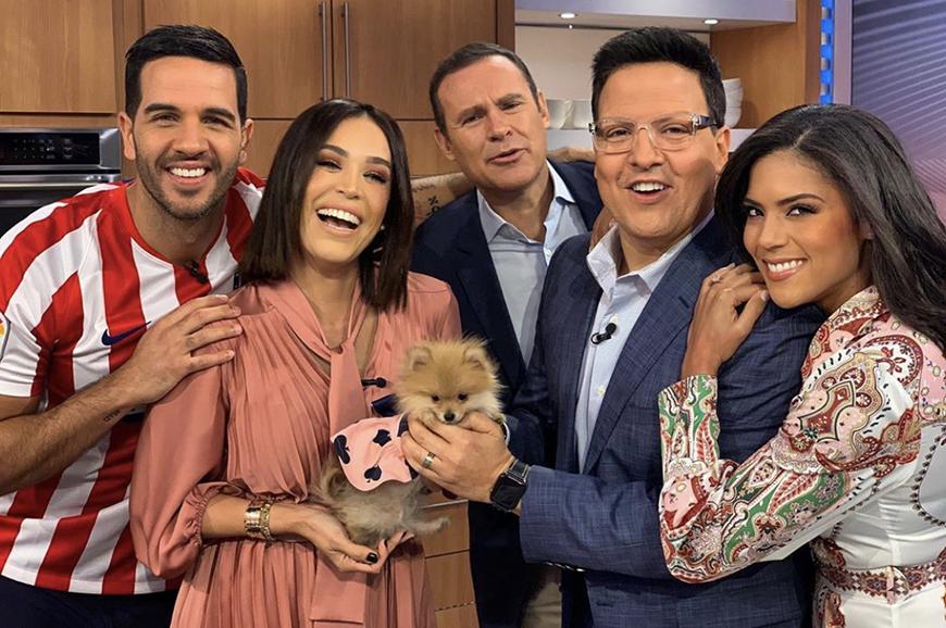¡Confirmado! Raúl González firma contrato de exclusividad con Univision y regresa 'Despierta América'