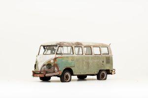 Pondrán en exhibición una Volkswagen Microbus que participó en el Movimiento Civil más grande de los Estados Unidos