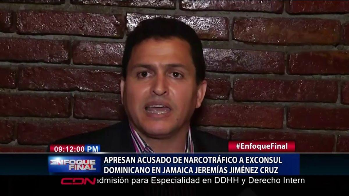 Fiscalía de Nueva York acusa por narcotráfico a ex cónsul dominicano, líder cristiano